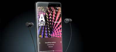 Xperia XZ3 Audio