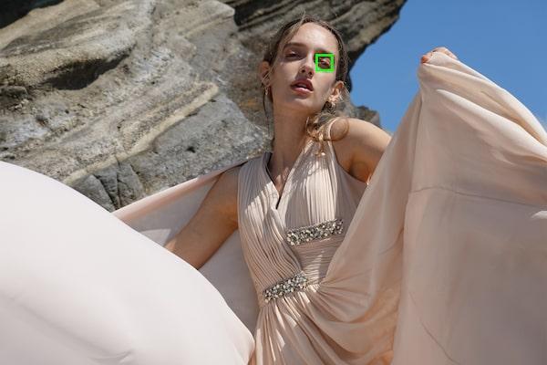 Echtzeit-AF mit Augenerkennung für Foto und Video