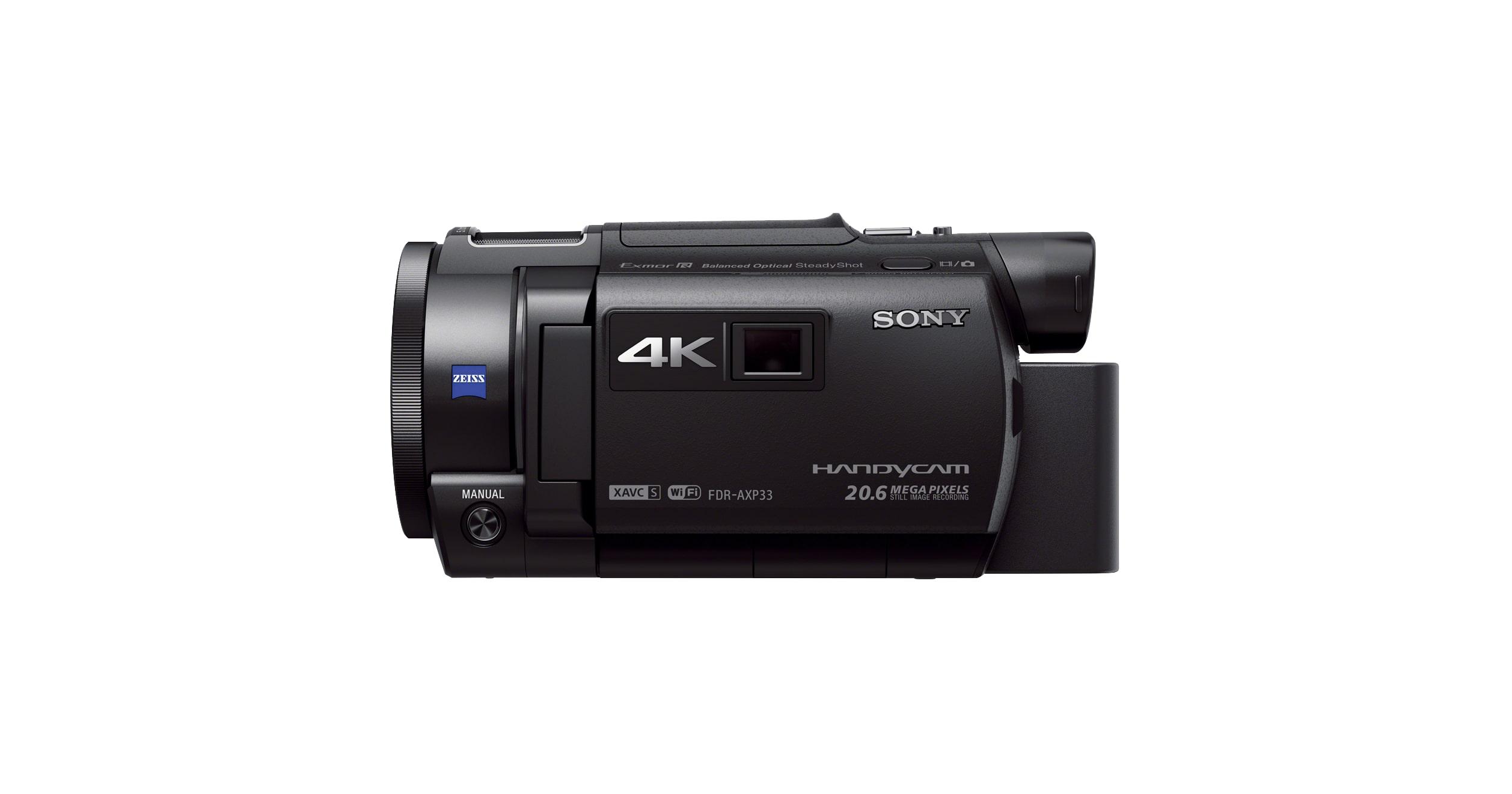 FDR-AXP33 Technische Daten   Camcorder   Sony DE