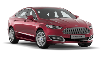 Ford Modeo Vignale
