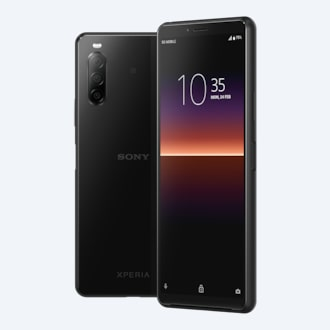 Xperia 10 II in Black