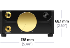 Bild von Digitaler Signature Series Musik-Player DMP-Z1
