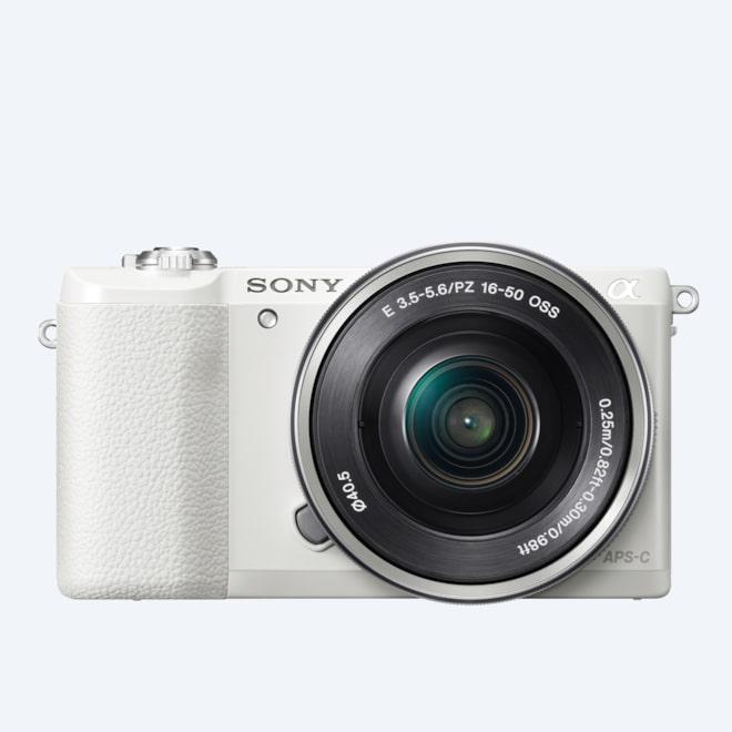 Spiegellose Kameras | DSLR-ähnliche Kameras | Sony DE