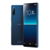 Xperia L4 in Blue