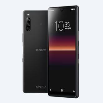 Xperia L4 in Black