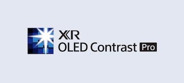 XR OLED Contrast PRO Logo