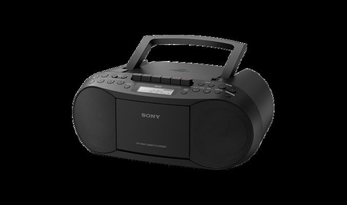 cfds70b ced boombox mit cd kassette und radio kaufen. Black Bedroom Furniture Sets. Home Design Ideas