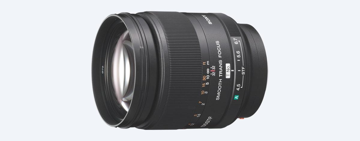 135 mm F2,8 [T4,5] STF Objektiv | SAL135F28 | Sony DE