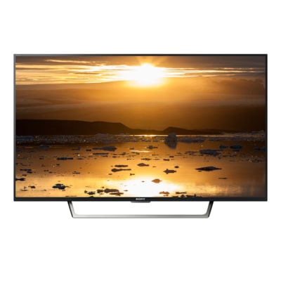 Sony We75 Full Hd Hdr Fernseher Mit Triluminos Display