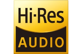 High-Res Audio Symbol