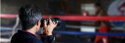 Serienaufnahmen mit bis zu 10 Bildern pro Sekunde