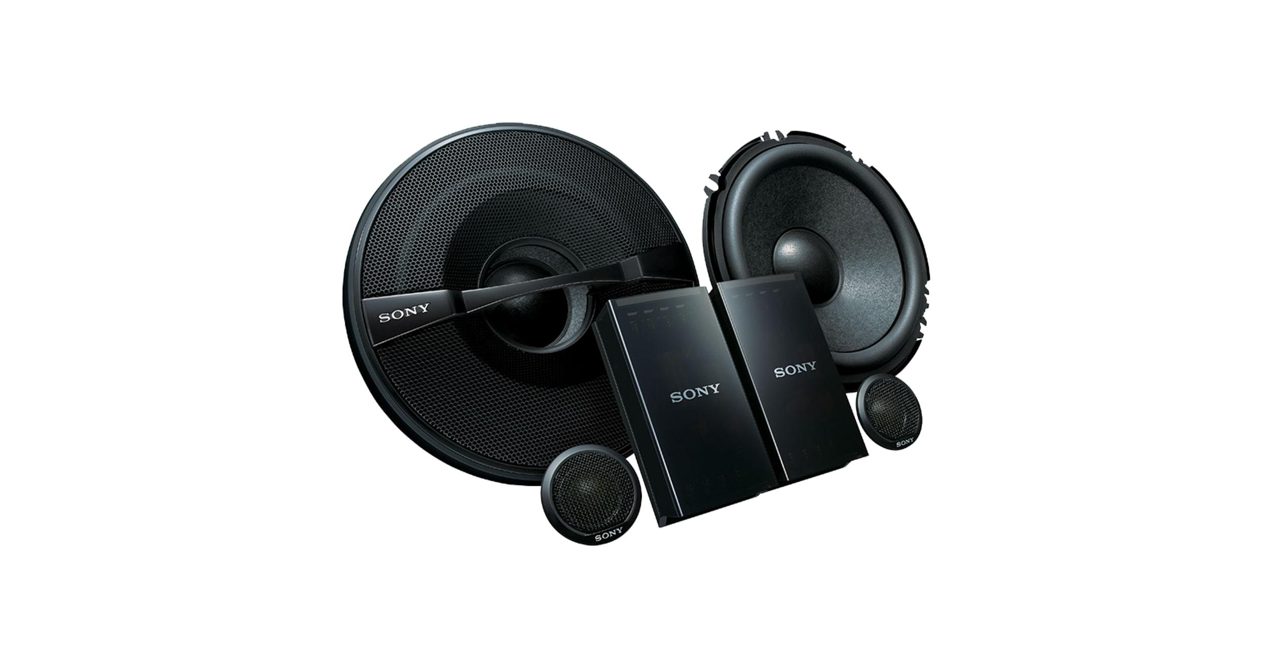 xs gs1621c technische daten autolautsprecher sony de. Black Bedroom Furniture Sets. Home Design Ideas