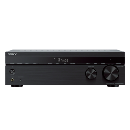 Bild von 7.2-Kanal-Home Entertainment-AV-Receiver | STR-DH790