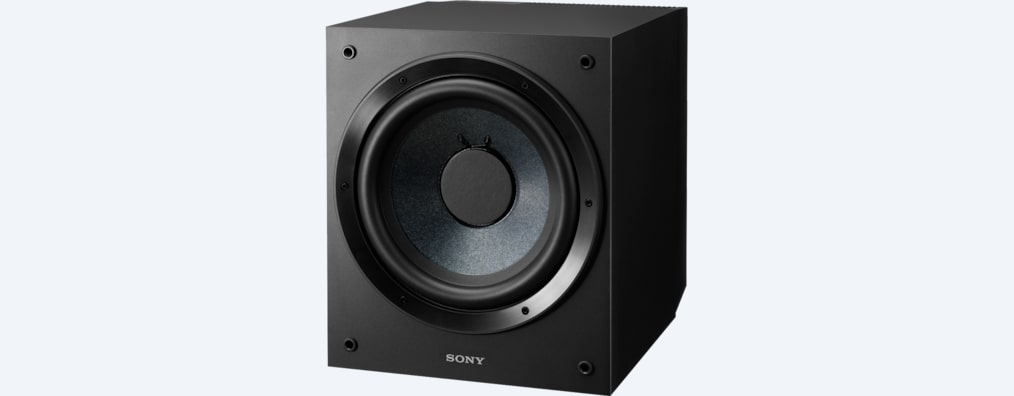 Bilder von Home Entertainment-Subwoofer