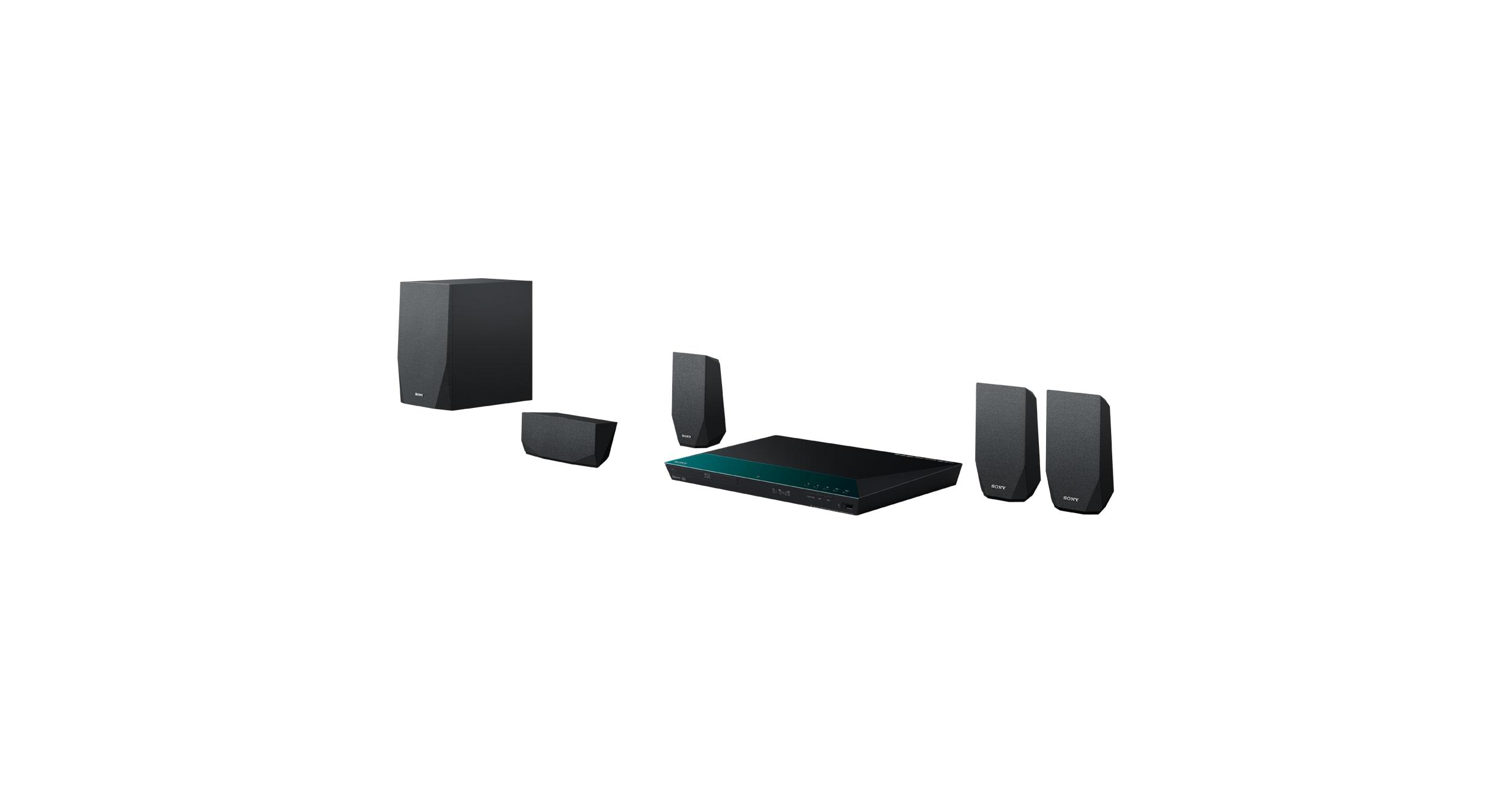 BDV-E2100 | Home Entertainment | Sony DE