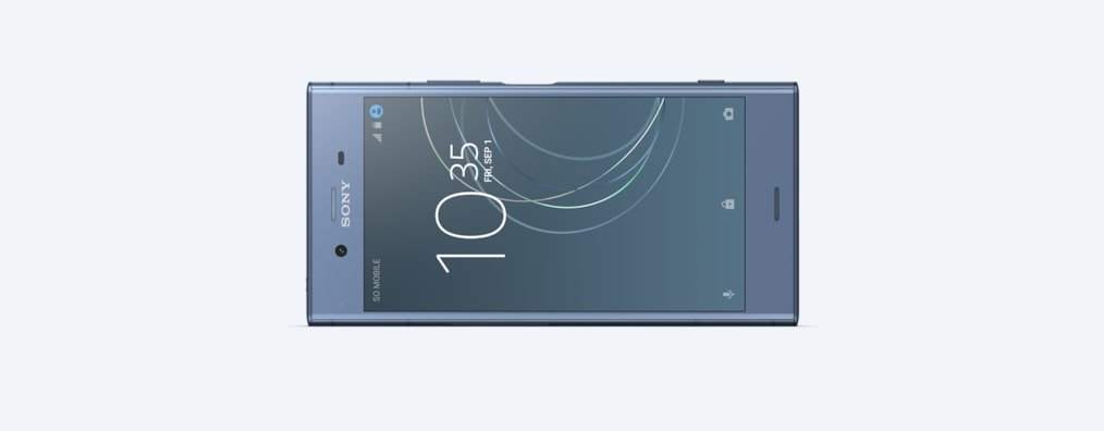 "Bilder von Xperia XZ1 – 5,2"" (13,2 cm) Full HD HDR Display 