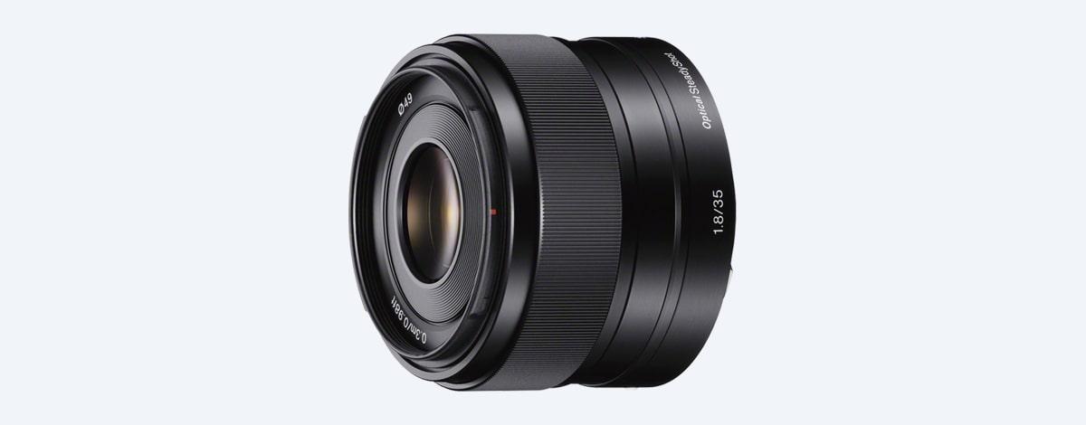E 35 mm F1,8 OSS | SEL35F18 | Sony DE