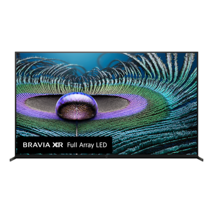Bild von Z9J | BRAVIA XR | MASTER Series | Full Array LED | 8K | High Dynamic Range (HDR) | Smart TV (Google TV)