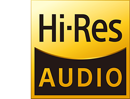 High-Resolution Audio-Logo