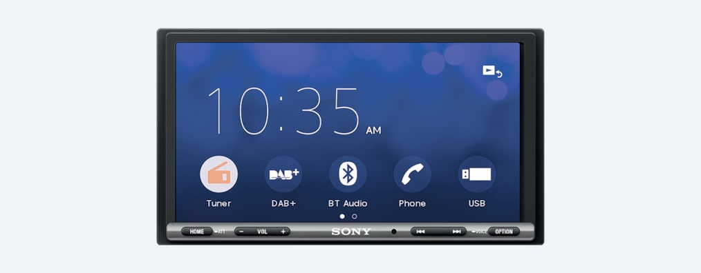 Bilder von 17,6 cm Apple CarPlay/Android Auto™ DAB-Receiver