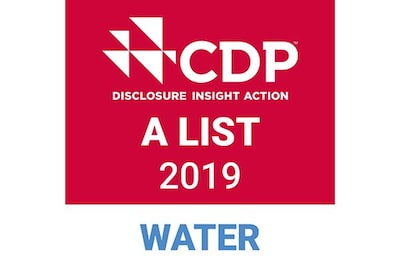 CDP DISCLOSURE INSIGHT ACTION: A-Liste 2019, Wasser