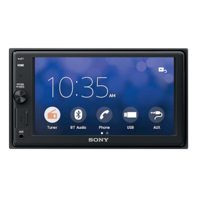 Bild von 15,7 cm (6,2 Zoll) Apple CarPlay/Android Auto™ DAB-Receiver