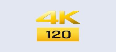 4K/120fps-Logo