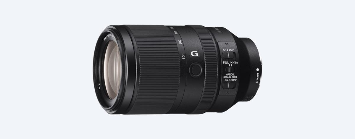 FE 70-300mm F4.5-5.6 G OSS | SEL70300G | Sony DE