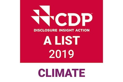 CDP DISCLOSURE INSIGHT ACTION: A-Liste 2019, Klima