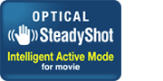 OPTICAL SteadyShot