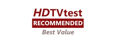 Logo HDTVtest Recommended Best Value