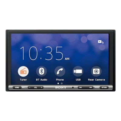 Bild von 17,6 cm Apple CarPlay/Android Auto™ DAB-Receiver