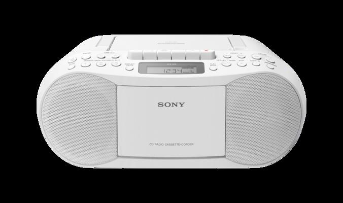 cfds70w ced boombox mit cd kassette und radio kaufen. Black Bedroom Furniture Sets. Home Design Ideas