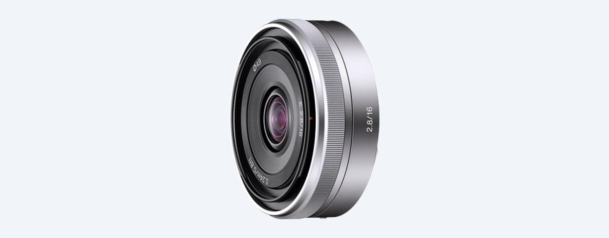 16mm Objektiv Weitwinkel | SEL16F28 | Sony DE