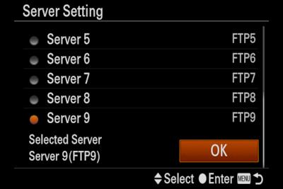 Unterstützung für FTP-Hintergrundübertragung
