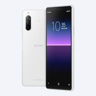 Xperia 10 II in White