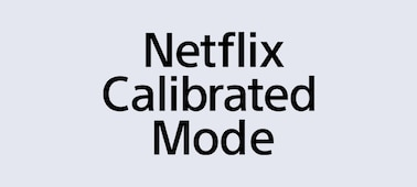 Logo Netflix Calibrated Mode