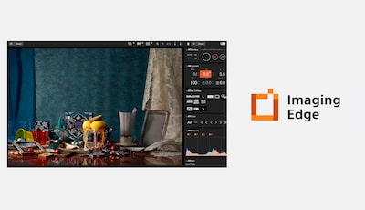 "Neue ""Imaging Edge"" Software Suite von Sony"