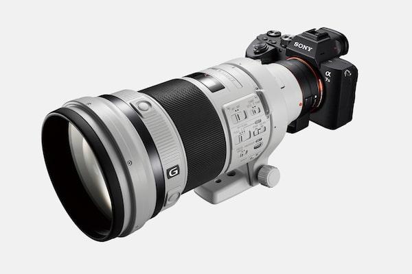 Autofokus mit Phasendetektion unterstützt A-Mount-Objektive